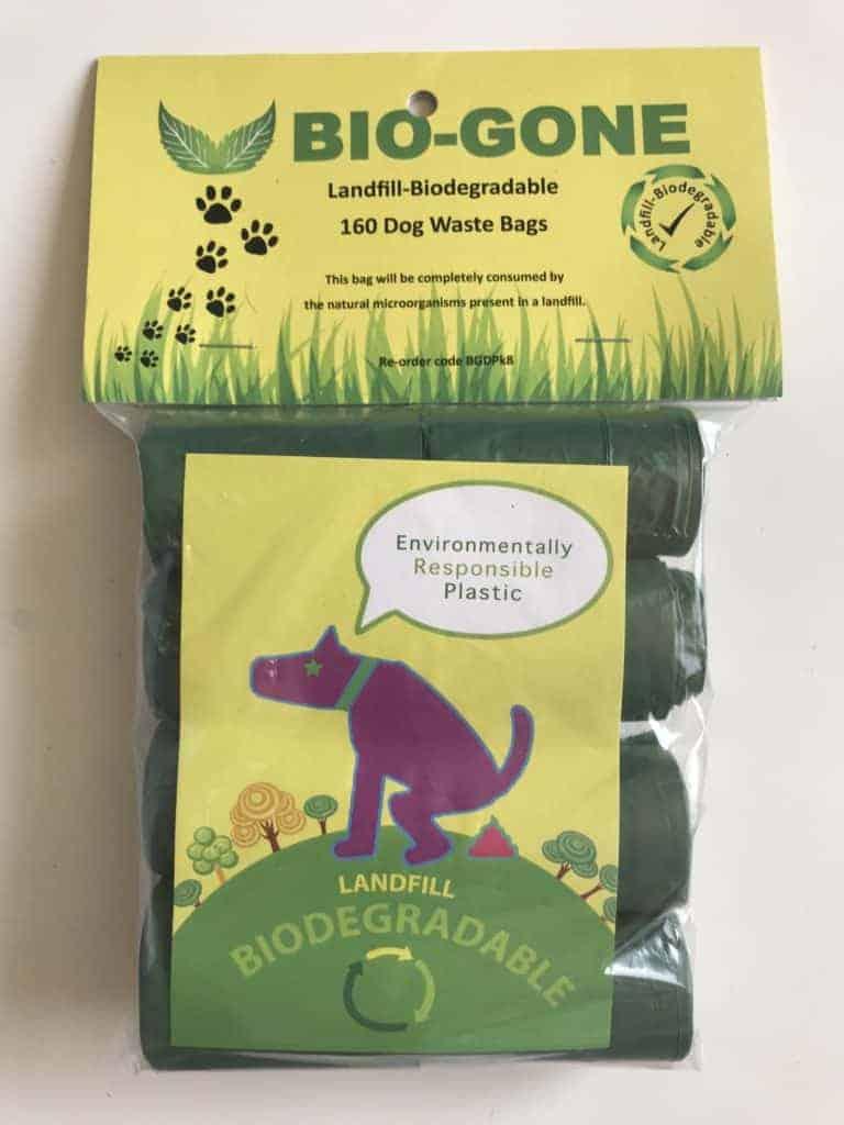 Bio-Gone Landfill Biodegradable Poo Bags