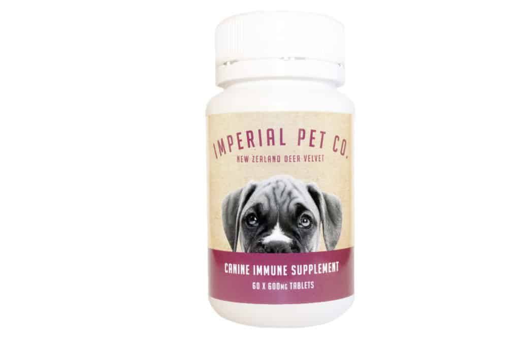 Imperial Pet Co. Canine Immune Supplement